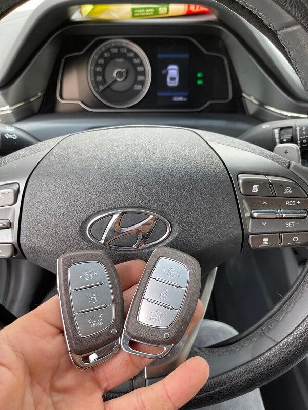 שכפול מפתחות לרכב יונדאי